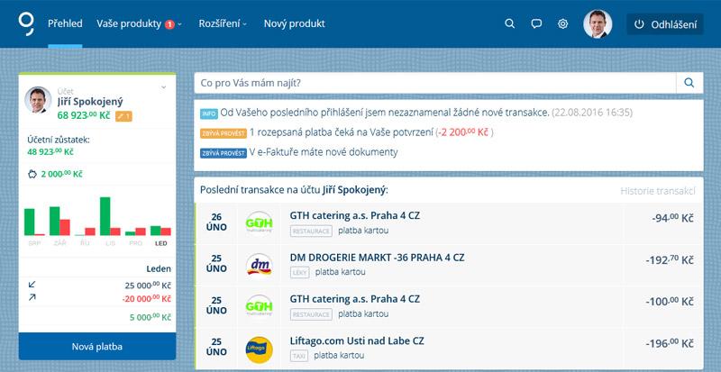 Přihlášený uživatel george.csas.cz